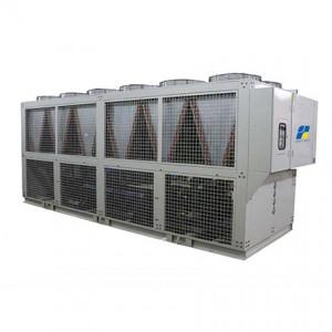 Air-cooled Low Temperature Screw Chiller